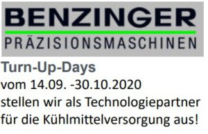 BenzigerTurnUpDays2020