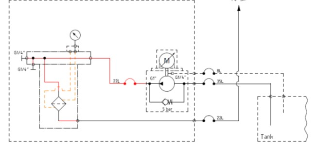 Filtersysteme Zeichnung 4